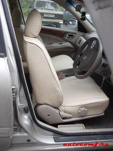 Авточехлы для передних сидений Ниссан Блюберд Силфи (Nissan Bluebird Sylphy)