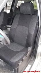 Авточехлы для Nissan Pathfinder
