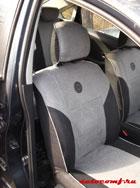 Авточехлы для Nissan Almera седан с 2012 г.в.