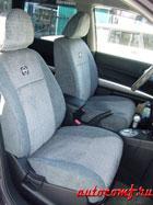 Nissan X-Trail 2007 модельного года, левый руль